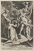Venus Receiving Gifts