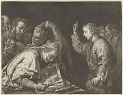 Young Christ Among the Doctors