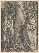 Adam and Eve Hide Themselves, from The Story of Adam and Eve