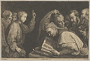 Young Christ Among the Doctors