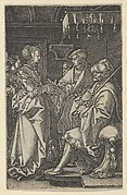 Potiphar's Wife Accusing Joseph, from The Story of Joseph