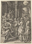 Susanna Accused of Adultery, from The Story of Susanna