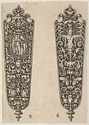 Design for Sword or Dagger Handles