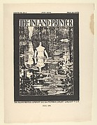 "Cover design, ""The Inland Printer,"" July, 1894"