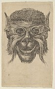 Monkey Mask, from Divers Masques