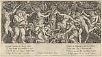 Speculum Romanae Magnificentiae: Sacrifice to Priapus