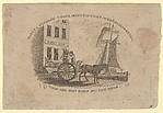 Fancy & Windsor Chair Manufactory, Wholesale & Retail, Thomas Ash, No. 33 John Street, New York
