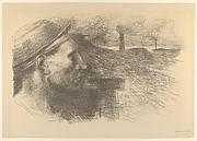 Miner (from L'Estampe Originale, Album IX)