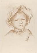 Pierre Renoir from the Front (from L'Estampe originale, Album IV)