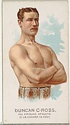 Duncan C. Ross, All Around Athlete, from World's Champions, Series 2 (N29) for Allen & Ginter Cigarettes
