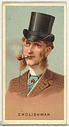Englishman, from World's Smokers series (N33) for Allen & Ginter Cigarettes