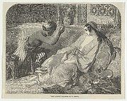 """The Captive (from """"The Illustrated London News"""")"""