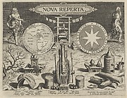 New Inventions of Modern Times [Nova Reperta], Title Plate