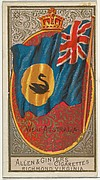 West Australia, from Flags of All Nations, Series 2 (N10) for Allen & Ginter Cigarettes Brands