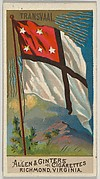 Transvaal, from Flags of All Nations, Series 2 (N10) for Allen & Ginter Cigarettes Brands