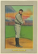 Ty Cobb, Outfielder, Detroit Tigers (American League), from Turkey Red Cabinets (T3)
