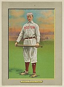 Jake Stahl, First Baseman, Boston Red Sox American League), from Turkey Red Cabinets (T3)