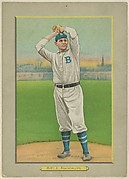 George Bell, Pitcher, Brooklyn Dodgers (National League), from Turkey Red Cabinets (T3)