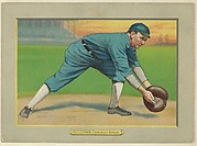 Billy Sullivan, Catcher, Chicago White Sox (American League), from Turkey Red Cabinets (T3)
