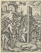 Matthias from the Martyrdom of the Twelve Apostles