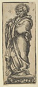 Silver Statuette of St. Jude, from the Wittenberg Reliquaries