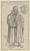 Philip Melanchthon, Full-Length Towards the Right