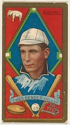 "Charles Bender, Philadelphia, American League, from the ""Baseball Series"" (Gold Borders) set (T205) issued by the American Tobacco Company"