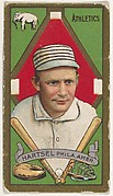 "Frederick T. Hartsel, Philadelphia, American League, from the ""Baseball Series"" (Gold Borders) set (T205) issued by the American Tobacco Company"
