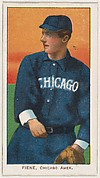 Fiene, Chicago, American League, from the White Border series (T206) for the American Tobacco Company