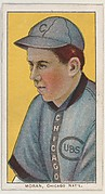 Moran, Chicago, National League, from the White Border series (T206) for the American Tobacco Company