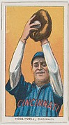 Hoblitzell, Cincinnati, National League, from the White Border series (T206) for the American Tobacco Company