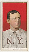 McGraw, New York, National League, from the White Border series (T206) for the American Tobacco Company
