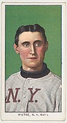 Wiltse, New York, National League, from the White Border series (T206) for the American Tobacco Company