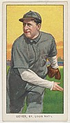 Geyer, St. Louis, National League, from the White Border series (T206) for the American Tobacco Company