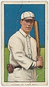 O'Hara, St. Louis, National League, from the White Border series (T206) for the American Tobacco Company