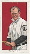 Kelley, Toronto, Eastern League, from the White Border series (T206) for the American Tobacco Company