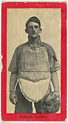 Munson, Norfolk, Virginia League, from the Baseball Players (Red Borders) series (T210) issued by Old Mill Cigarettes