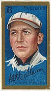 """A.A. Mattern, Boston Rustlers, National League, from the """"Baseball Series"""" (Gold Borders) set (T205) issued by the American Tobacco Company"""