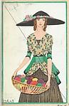 Fashion (Easter Card)
