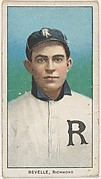 Revelle, Richmond, Virginia League, from the White Border series (T206) for the American Tobacco Company