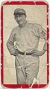 McCreery, Montgomery, Southern Association, from the Baseball Players (Red Borders) series (T210) issued by Old Mill Cigarettes