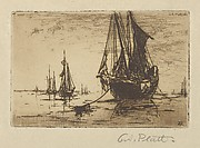 Sketch of a Boat