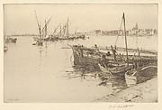 Harbor of Naples