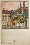 Vienna: Holy Cross Court (Wien: Heiligenkreuzer Hof)