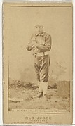 Hines, Right Field, St. Louis Whites, from the Old Judge series (N172) for Old Judge Cigarettes