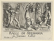 Frontispiece, from the Balli di Sfessania