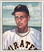 Murry Dickson, Pitcher, Pittsburgh Pirates, from the Picture Card Collectors Series (R406-4) issued by Bowman Gum