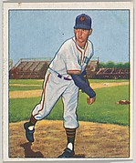 Sheldon Jones, Pitcher, New York Giants, from the Picture Card Collectors Series (R406-4) issued by Bowman Gum