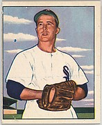 Mickey Haefner, Pitcher, Chicago White Sox, from the Picture Card Collectors Series (R406-4) issued by Bowman Gum