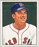 Lou Stringer, Infield, Boston Red Sox, from the Picture Card Collectors Series (R406-4) issued by Bowman Gum